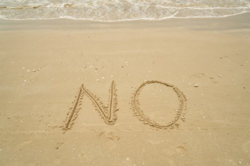 'How to say no' is important for freelancers